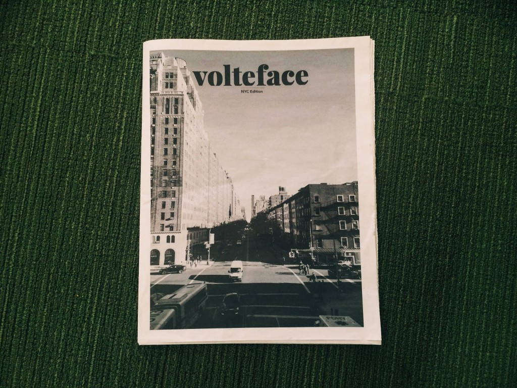 VolteFace NYC Edition 2016