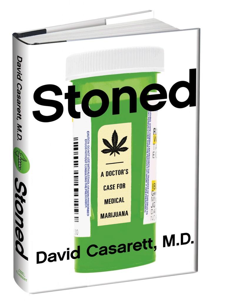 David Casarett Stoned Book Launch VolteFace