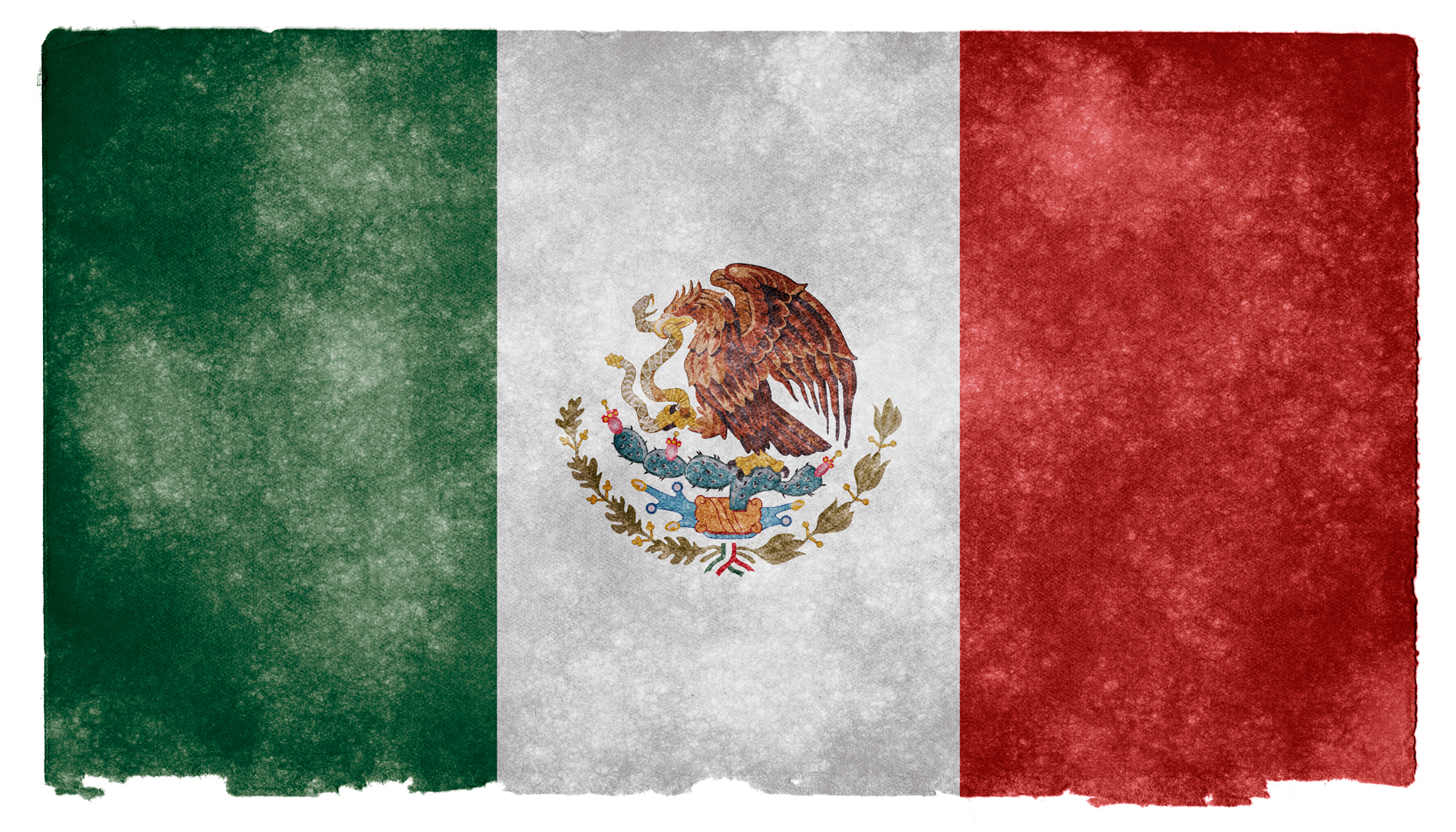 Mexican Flag Drug Reform