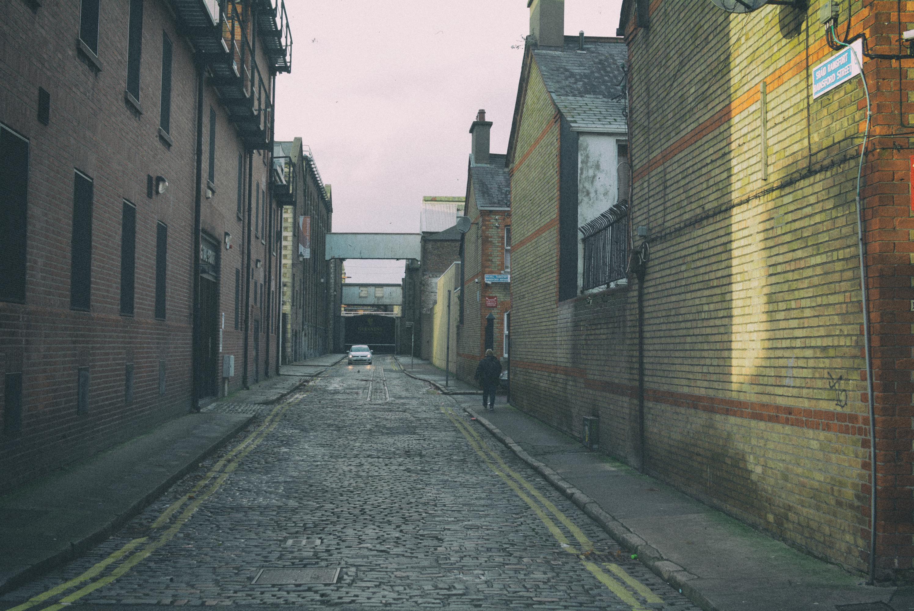 St. James's Gate Guinness Brewerey
