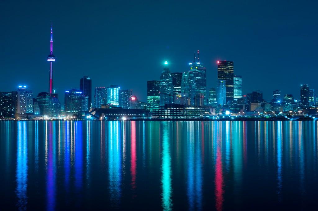 Toronto_Night
