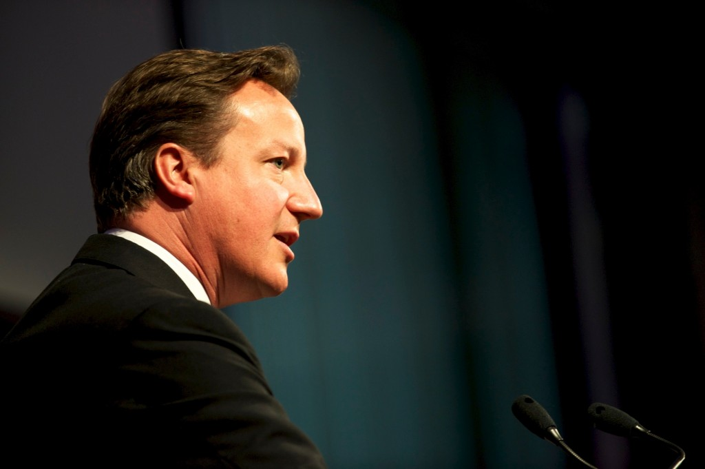 David Cameron (Source: Flickr - DFID)