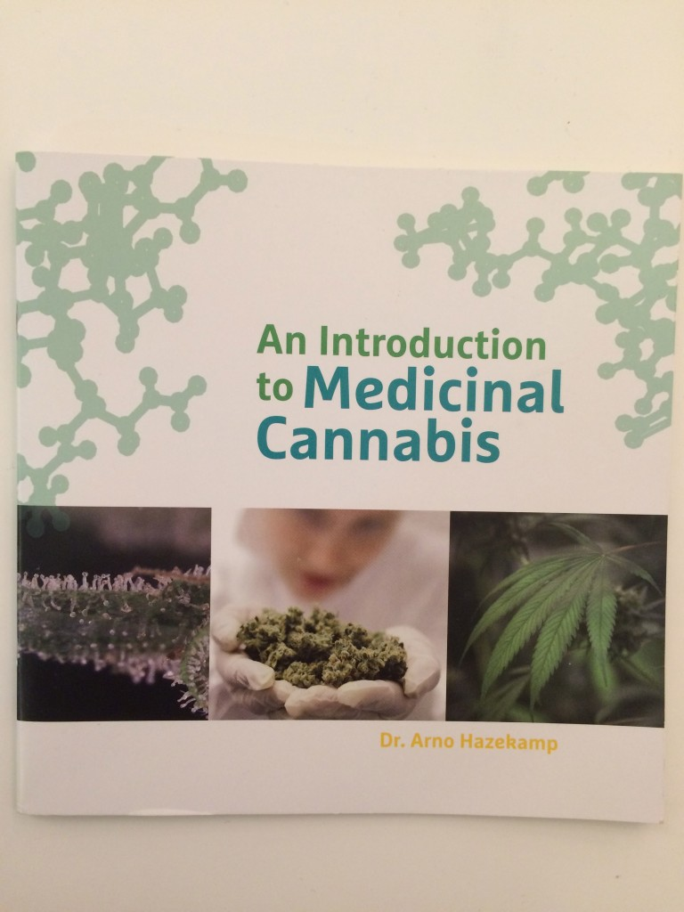 'An Introduction to Medicinal Cannabis' by Dr Arno Hazekamp. 2013