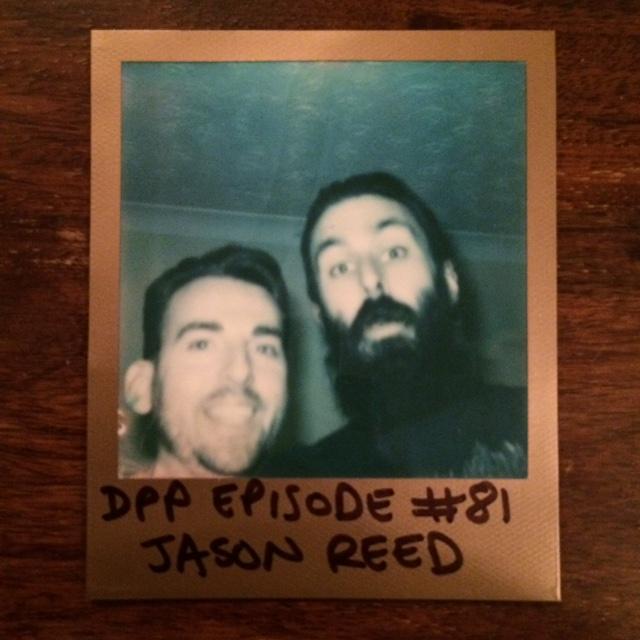 Jason Reed and Scroobius Pip