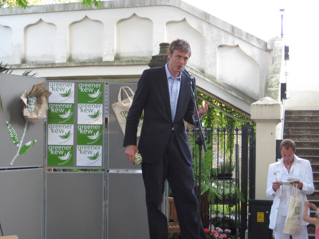 Zac Goldsmith (Source: Flicker - Annie Mole)