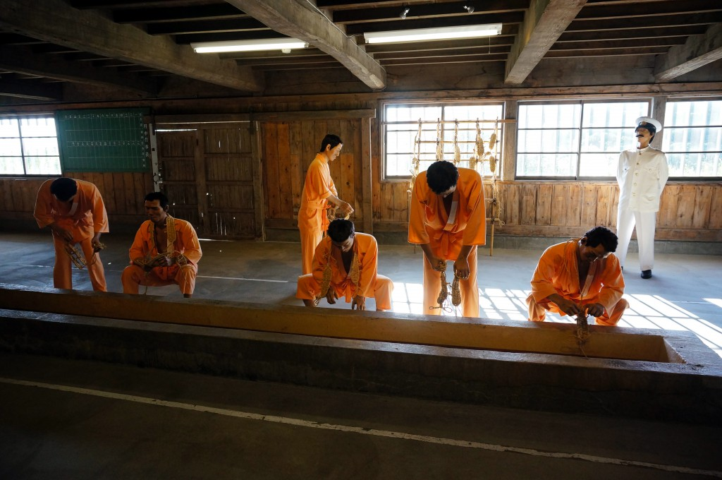Abashiri Prison Museum, Hokkaido, Japan (Source: Wikimedia Commons)