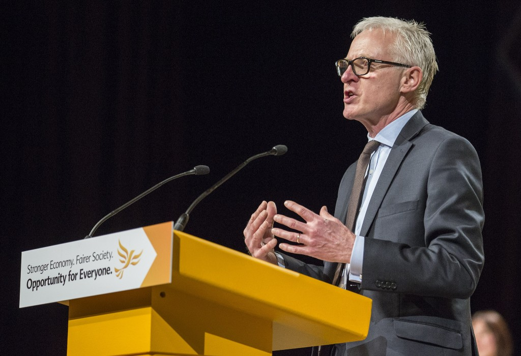 Norman Lamb MP (Source: Flickr - Liberal Democrats)