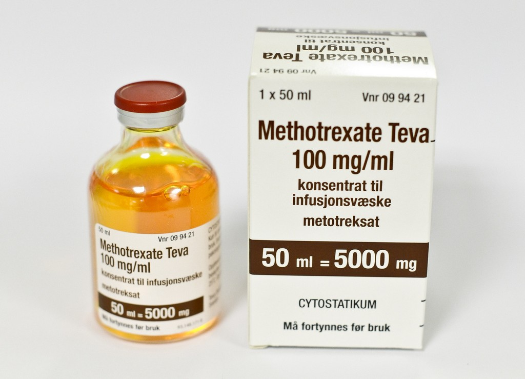 Hywel was given the maximum dosage of chemotherapy agent methotrexate. The only drug that effectively combatted his nausea was cannabis. (Source: Flickr - Haukeland universitetssjukehus)