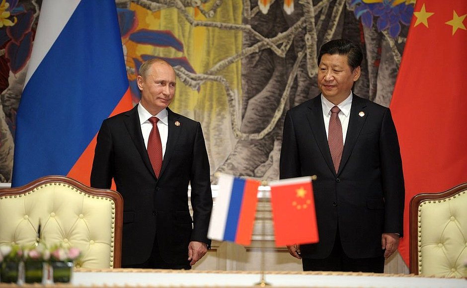 Russia and China have led the debate at the recent CND talks (Source: en.kremlin.ru)