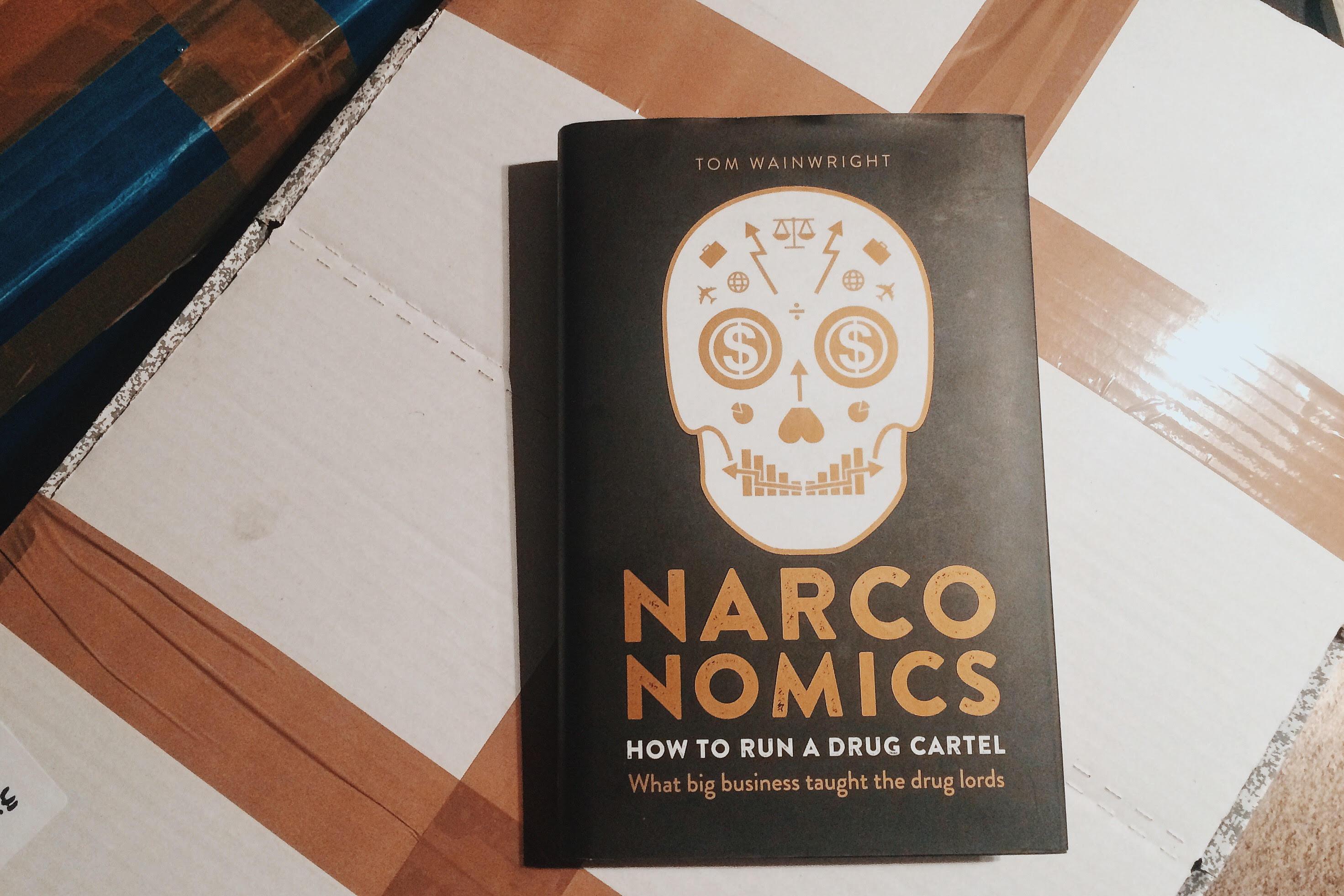 Tom Wainwright's 'Narconomics'