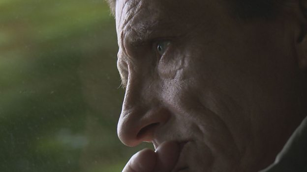 Philip's father. Chasing Dad - BBC3 (Source: BBC)