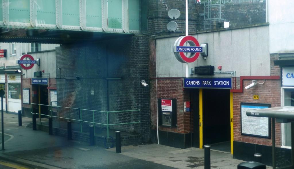 Tube station (Source: Flickr - Ewan Munro)