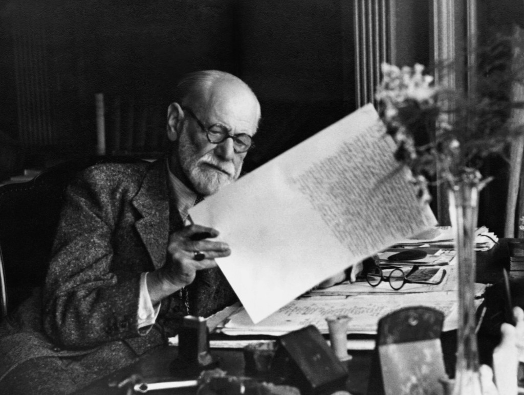 Freud's concept of the 'ego' has found an new context