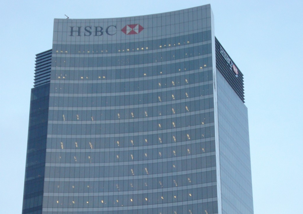 HSBC headquarters, Mexico City (Source: Wikimedia Commons)