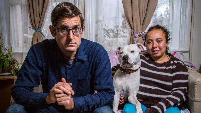 Louis Theroux: Drinking To Oblivion - BBC2 (Source: Radio Times)