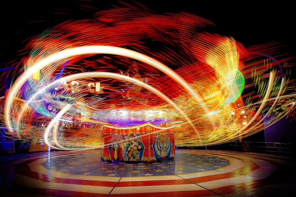 Carnivalesque blur