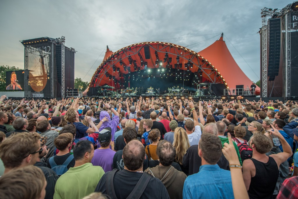 Festival Crowd (Bill Ebbesen)