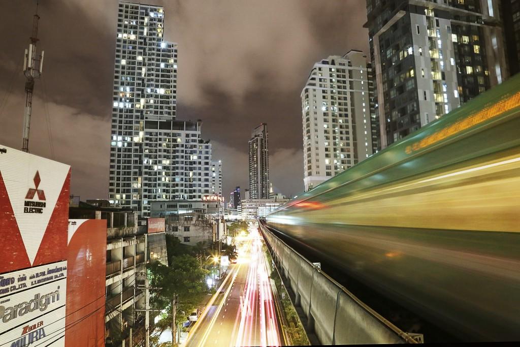 Skytrain. Thailand. (Source: Pixabay)