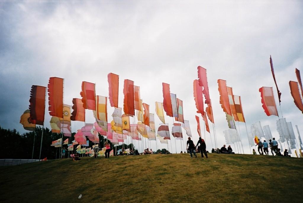 Glastonbury Festival (Flickr - Rob Sinclair)