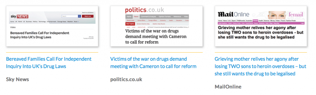 Can the power in the papers bring about a similar sea-change in policy? (Image: Anyone's Child)