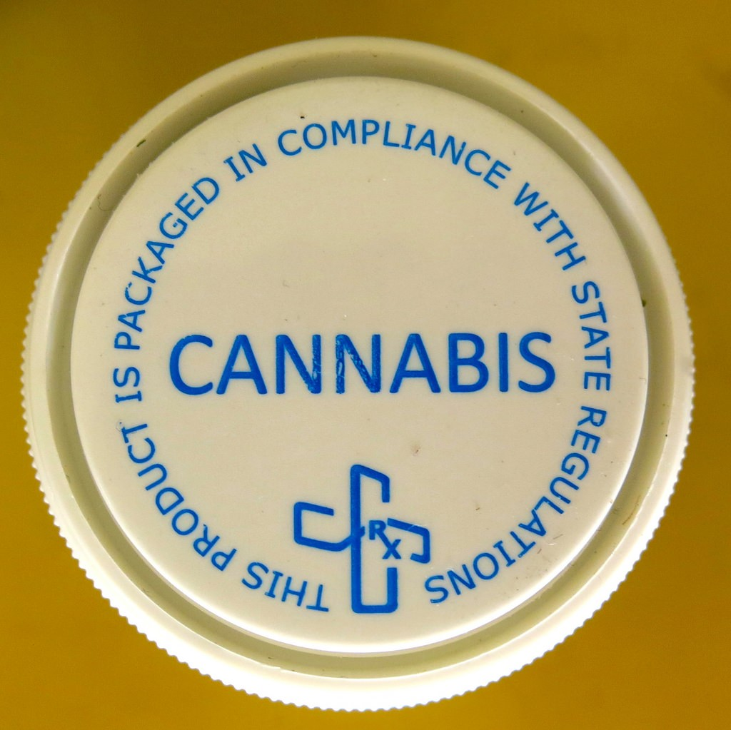 Cannabis, regulated. (Source: Flickr - torbakhopper)