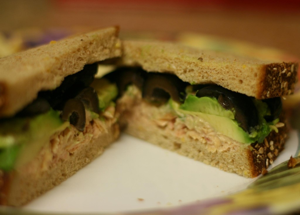 Are you experienced volteface for Tuna fish sandwich