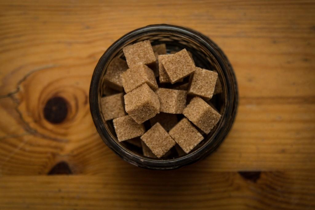 Brown Cane Sugar Cubes. (Source: Public Domain Images)