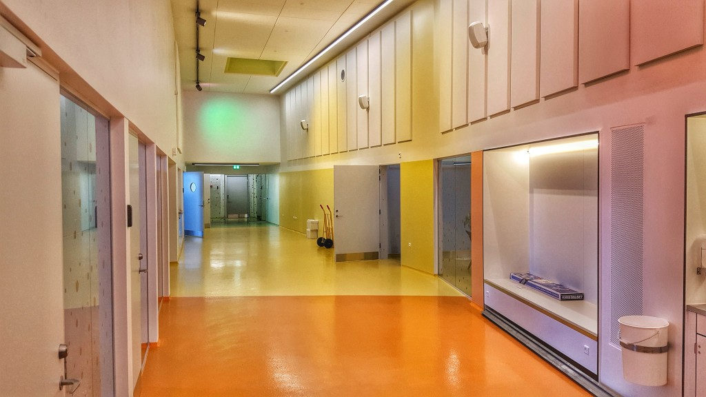 The new supervised drug consumption facility in Copenhagen (Steve Rolles)