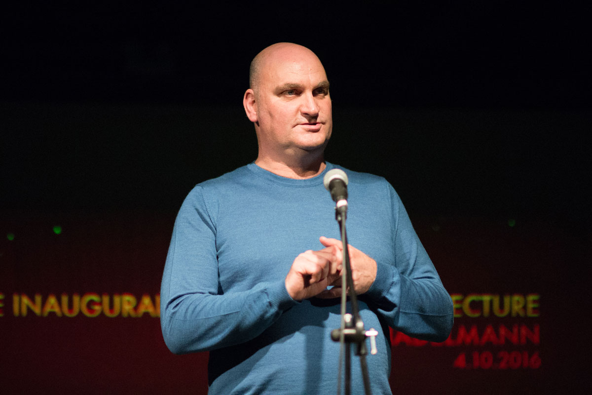 Steve Moore (Director, VolteFace)