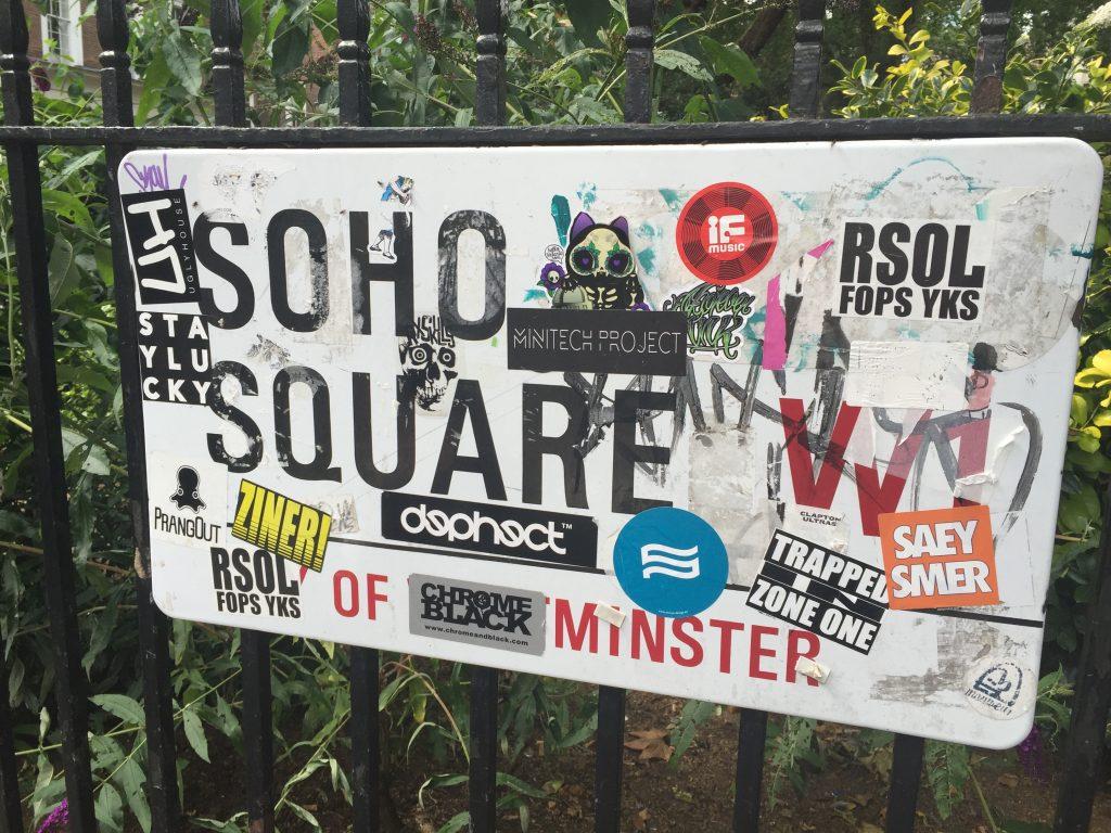 Soho Square (Flickr - Matt Brown)