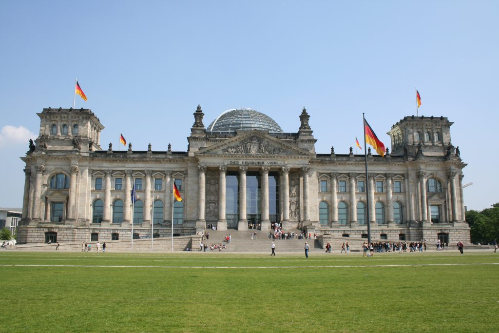 The Reichstag, Berlin. (Flickr - kanijessy)