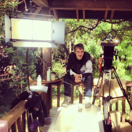 Cosmo Feilding-Mellen, Director of The Sunshine Makers.