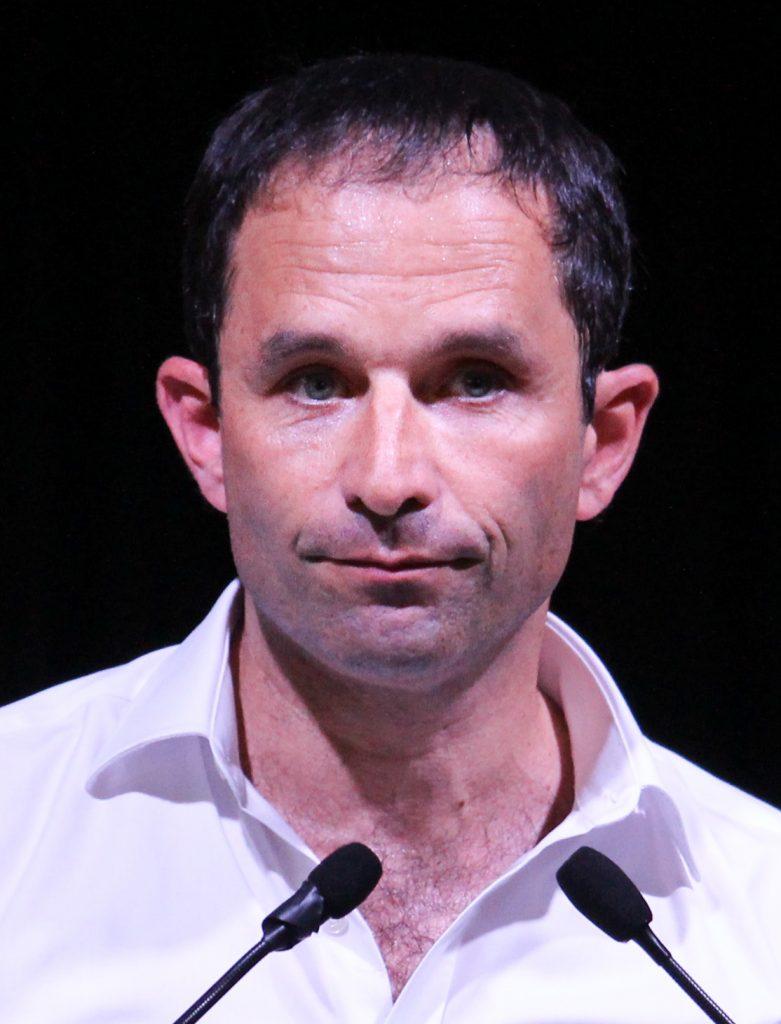 Benoit Hamon. (Source: Wikimedia Commons)
