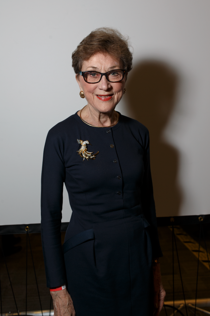 Dame Carol M. Black. (Wikimedia Commons)