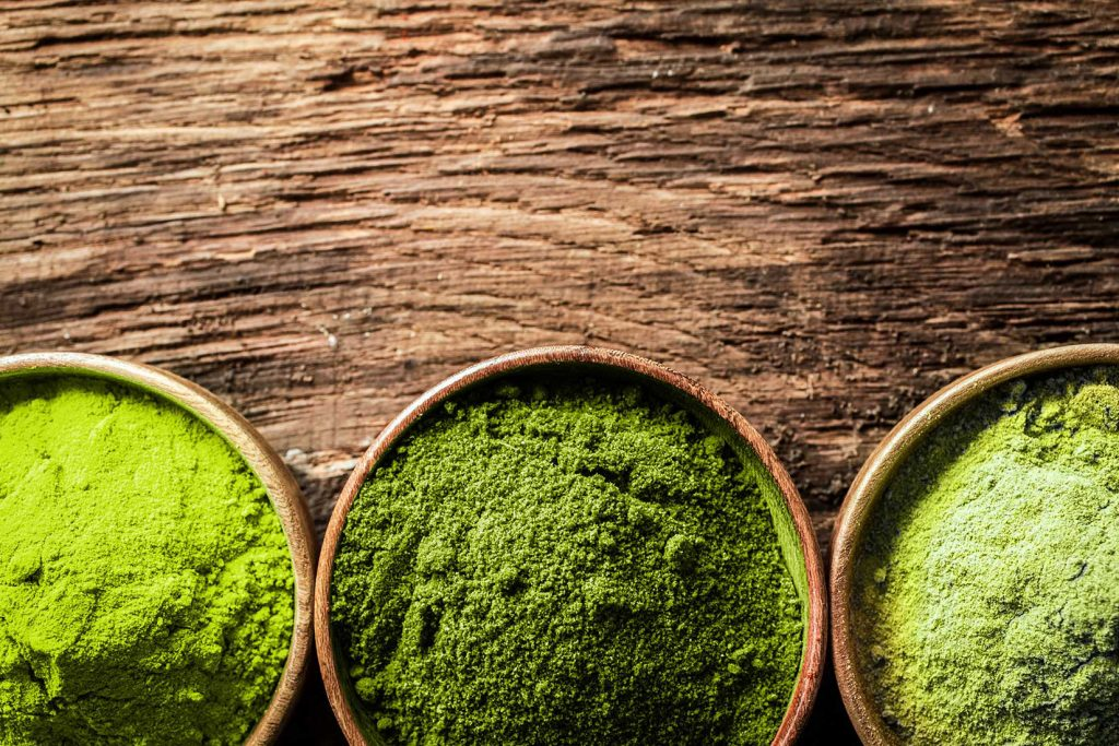 Kratom - in powder form. (Source: Shutterstock)
