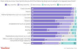 drug use harms